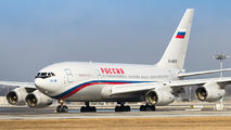RA-96019 - Rossiya Ilyushin Il-96 aircraft