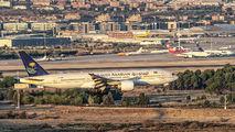 HZ-AKH - Saudi Arabian Airlines Boeing 777-200ER aircraft