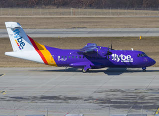 G-ISLF - Flybe ATR 42 (all models)