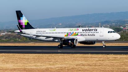 N527VL - Volaris Airbus A320