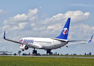OK-TVM - Travel Service Boeing 737-800
