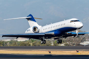 N843GX - Private Bombardier BD-700 Global Express