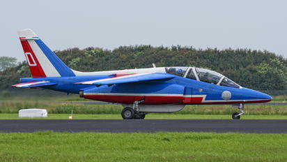 "E162 - France - Air Force ""Patrouille de France"" Dassault - Dornier Alpha Jet E"