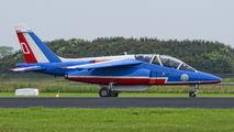 "E162 - France - Air Force ""Patrouille de France"" Dassault - Dornier Alpha Jet E aircraft"