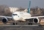 B-LRM - Cathay Pacific Airbus A350-900 aircraft