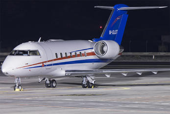 M-OLOT - Private Bombardier CL-600-2B16 Challenger 604
