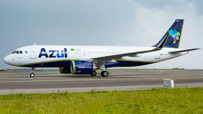 PR-YRD - Azul Linhas Aéreas Airbus A320 NEO