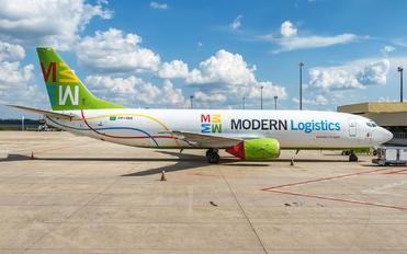 PP-YBA - Modern Logistics Boeing 737-400SF