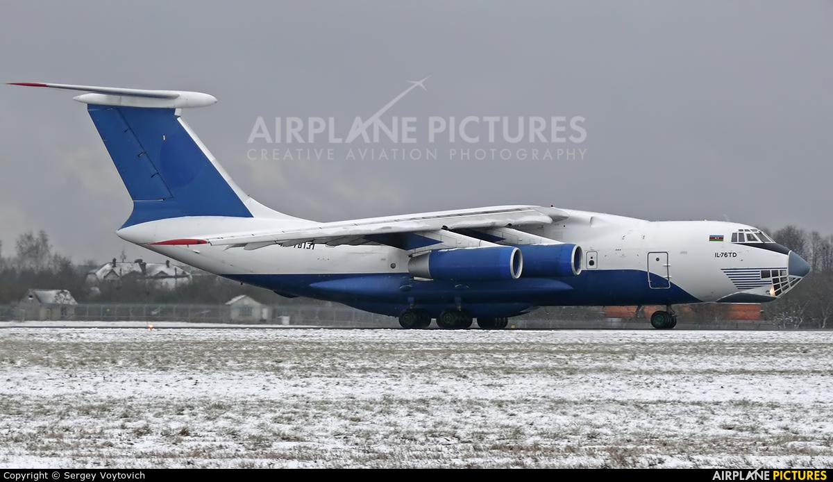 Azerbaijan - Air Force 4K-78131 aircraft at Sknilov