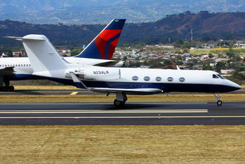N234LR - Private Gulfstream Aerospace G-III