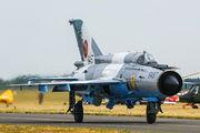 6487 - Romania - Air Force Mikoyan-Gurevich MiG-21 LanceR C aircraft