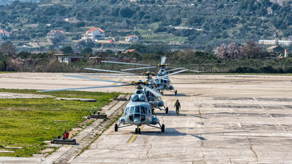 - - Croatia - Air Force Mil Mi-8MTV-1