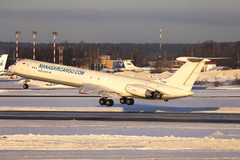 EX-62001 - Manas Air Cargo Ilyushin Il-62 (all models)