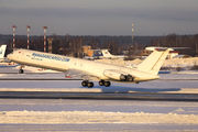 EX-62001 - Manas Air Cargo Ilyushin Il-62 (all models) aircraft