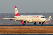 OE-LBA - Austrian Airlines/Arrows/Tyrolean Airbus A321 aircraft