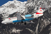 OE-LFQ - Austrian Airlines/Arrows/Tyrolean Fokker 70 aircraft