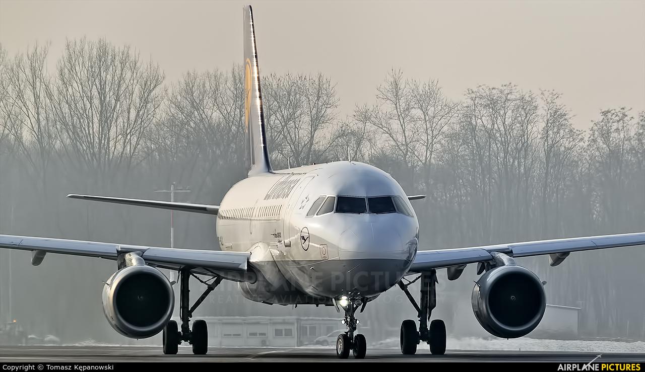 Lufthansa D-AILX aircraft at Kraków - John Paul II Intl