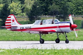 SP-YGS - Private Yakovlev Yak-52