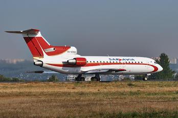 RA-42326 - Saratov Airlines Yakovlev Yak-42