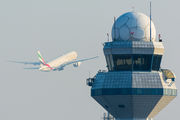 EPWA - - Airport Overview - Airport Overview - Control Tower aircraft