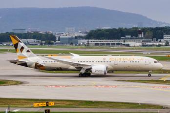 A6-BLD - Etihad Airways Boeing 787-9 Dreamliner