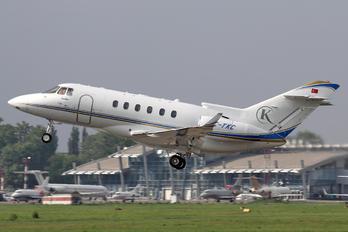 TC-TKC - Private Raytheon Hawker 850XP