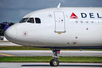 N308DN - Delta Air Lines Airbus A321