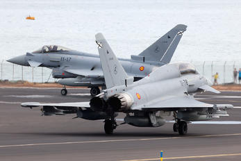 CE.16-09 - Spain - Air Force Eurofighter Typhoon