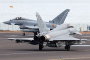 CE.16-09 - Spain - Air Force Eurofighter Typhoon aircraft