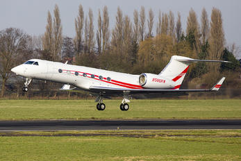 N586RW - Coca Cola Enterprises Inc. Gulfstream Aerospace G-V, G-V-SP, G500, G550