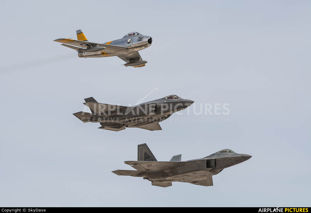 Planes of Fame Air Museum NX186RM aircraft at Nellis AFB