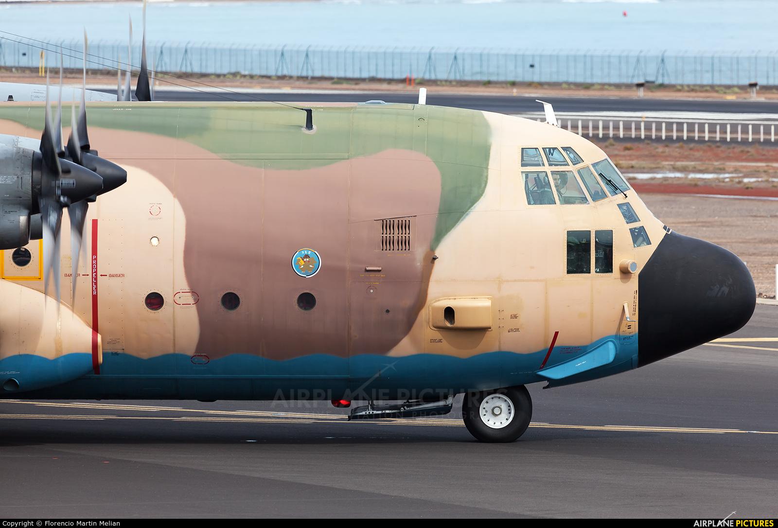 Spain - Air Force TK.10-05 aircraft at Lanzarote - Arrecife