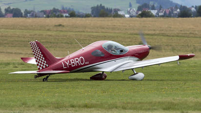 LY-BRO - Private Bristell NG5 Speed Wing