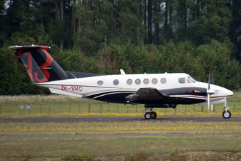ZK-SMC - Private Beechcraft 300 King Air