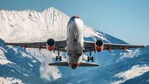 G-EZTK - easyJet Airbus A320 aircraft