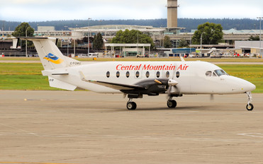 C-FCMU - Central Mountain Air Beechcraft 1900D Airliner