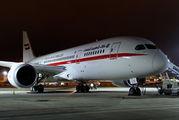 UAE Dreamliner visited Dublin title=