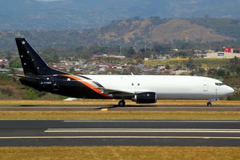 G-POWP - Titan Airways Boeing 737-400F