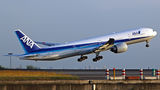 ANA - All Nippon Airways Boeing 777-300ER JA782A at Paris - Charles de Gaulle airport