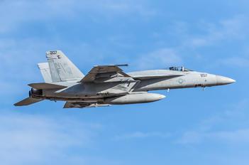 168369 - USA - Navy Boeing F/A-18E Super Hornet