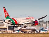 5Y-KZA - Kenya Airways Boeing 787-8 Dreamliner aircraft