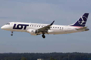 SP-LIF - LOT - Polish Airlines Embraer ERJ-175 (170-200)