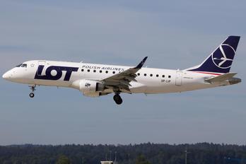 SP-LIF - LOT - Polish Airlines Embraer ERJ-175 (170-200)