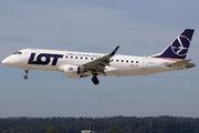 SP-LIF - LOT - Polish Airlines Embraer ERJ-175 (170-200) aircraft