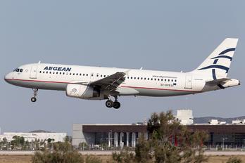 SX-DVS - Aegean Airlines Airbus A320