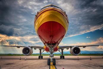 G-BRMD - DHL Cargo Boeing 757-200