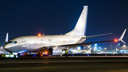 N1TS - Wilmington Trust Company Boeing 737-700 BBJ