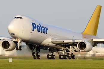 N856GT - Polar Air Cargo Boeing 747-8F
