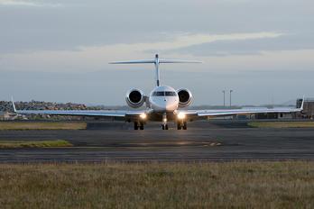 N12G - Private Bombardier BD-700 Global 6000