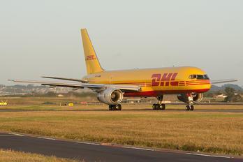VH-TCA - DHL - Tasman Cargo Airlines Boeing 757-200F